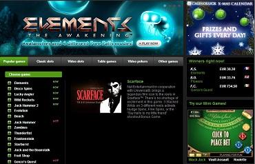 CasinoLuck NetEnt Casino