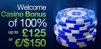 CasinoLuck deposit bonus