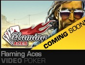 Flaming Aces Video Poker Rabcat