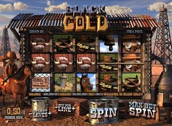 Gold Digger Betsoft Slot
