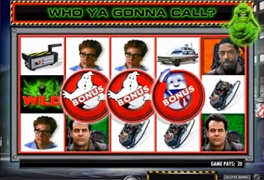 IGT Ghostbusters Slot