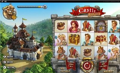 Castle Builder Slot Rabcat