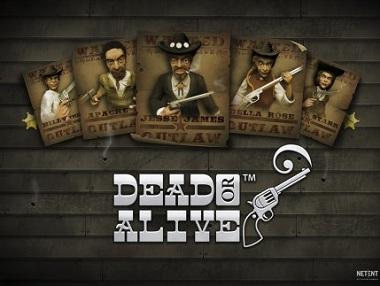 Dead or Alive NetEnt Slot