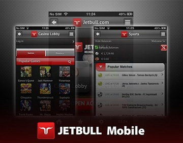 Jetbull Mobile Casino