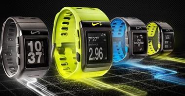 Nike Sportwatch GPS TomTom