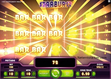 free play online slots starbrust