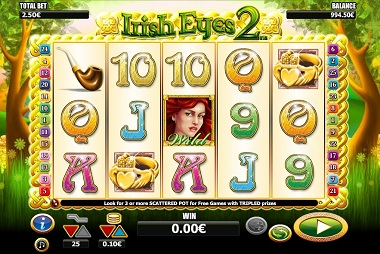 Irish Eyes Slot NextGen