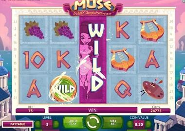 NetEnt Slot Muse