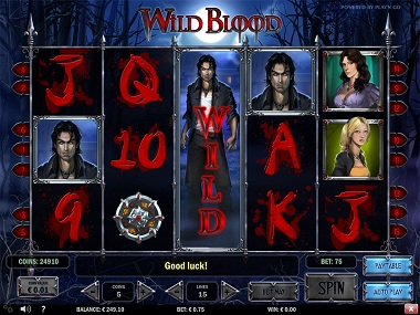 PlaynGo Wild Blood Slot