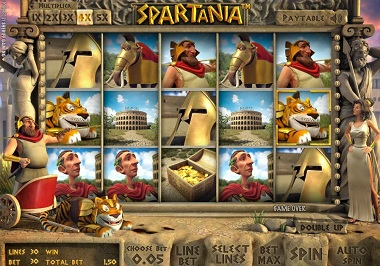 Slot Spartania Sheriff