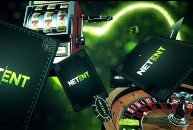 Slots NetEnt Games