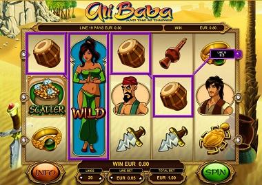 Ali Baba Slot Game Leander