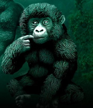 Gorilla Chief Williams Interactive Slot WMS