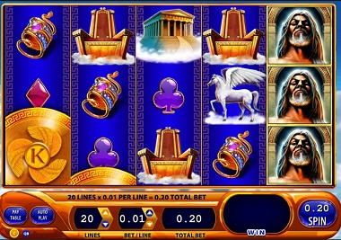 Kronos Williams Interactive Slot WMS