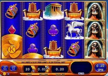Kronos Williams Interactive Slot WMS