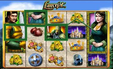 Lancelot Slot Game Williams WMS
