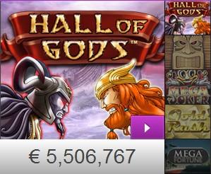 NetEnt Jackpot Slot Games