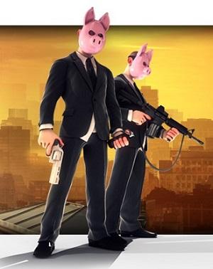 Piggy Bank Game Slot Sheriff
