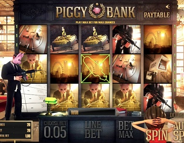 Piggy Bank Slot Sheriff