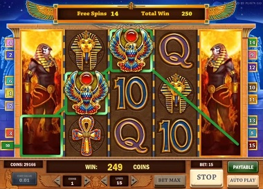 Riches of Ra Play'n GO Slot