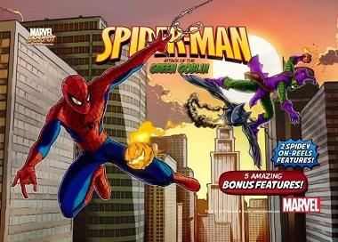 Spider-Man Green Goblin Playtech Slot
