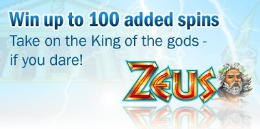 Zeus Williams Interactive Slot WMS