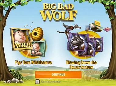 Big Bad Wolf Quickspin Slot