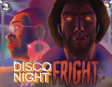 Disco Night Fright Slot Genesis