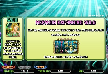 Enchanted Mermaid Slot Game
