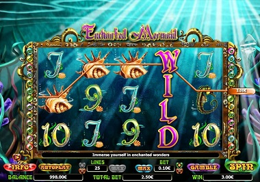 Enchanted Mermaid Slot NextGen