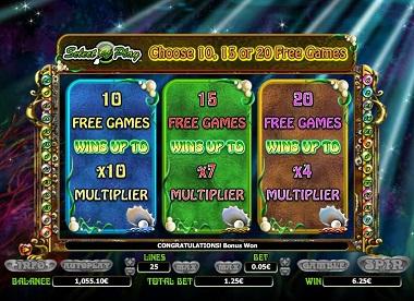 Enchanted Mermaid game slot