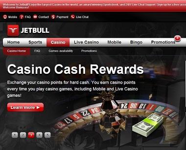 Jetbull Casino Promotion