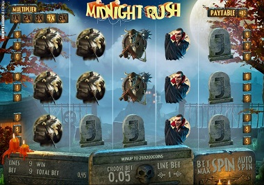 Midnight Rush Slot Game
