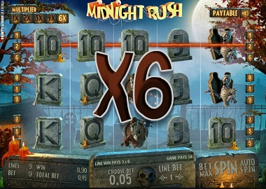 Midnight Rush Slot