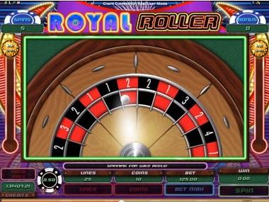 Royal Roller Roulette