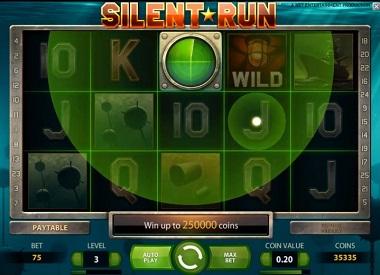 Silent Run NetEnt Game