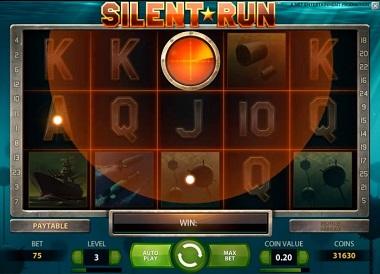Silent Run Slot NetEnt