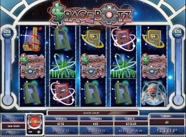Spacebotz slot game
