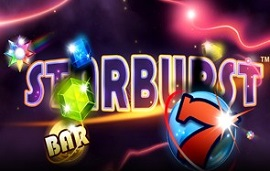 Starburst NetEnt Slot