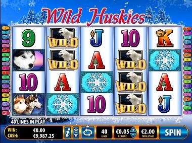 Wild Huskies™ Slot Machine Game to Play Free in Ballys Online Casinos