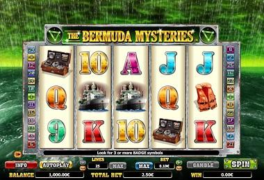 Bermuda Mysteries Slot
