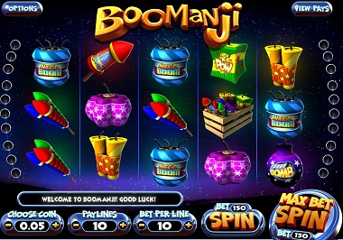 Boomanji Slot Betsoft