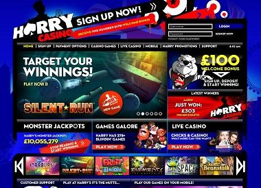 Harry Casino UK