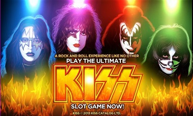 KISS Williams Slot Game