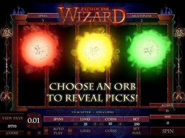 Path Wizard Slot