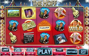The Hoff Slot Game