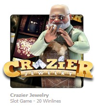 Crazier Jewelry Game Slot Sheriff