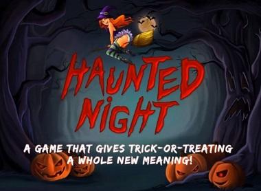 Haunted Night Slot