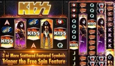 Kiss Williams Interactive Slot