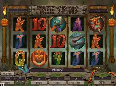 Taboo Spell Game Slot